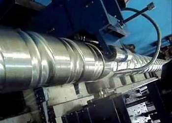 Manutenção de robôs