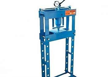 Valor de uma prensa hidráulica