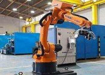 Empresa de robôs